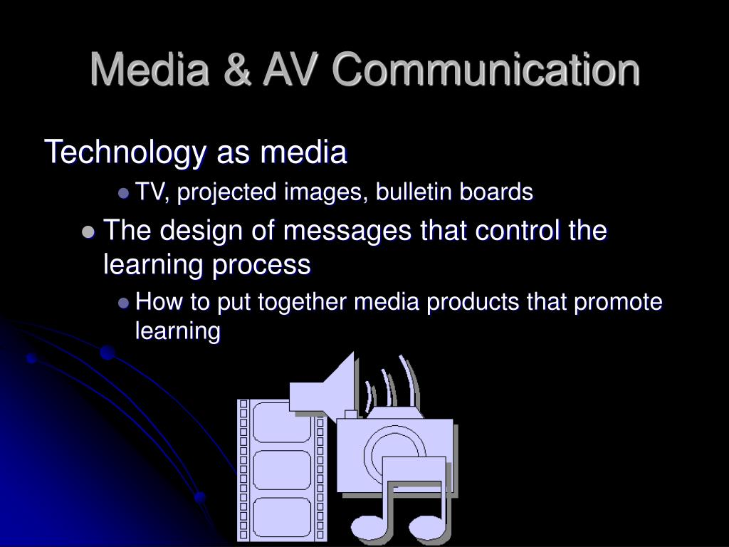 Media & AV Communication