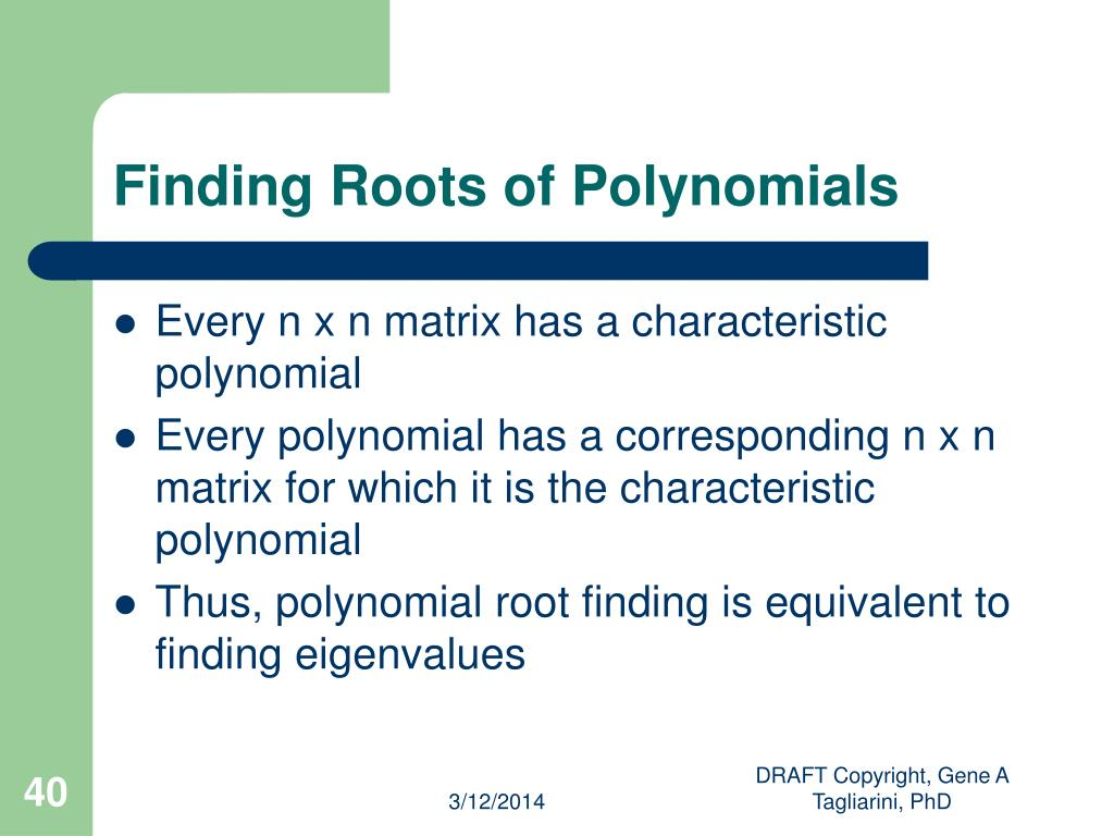 how to find the roots of a 4rd degree polynomial