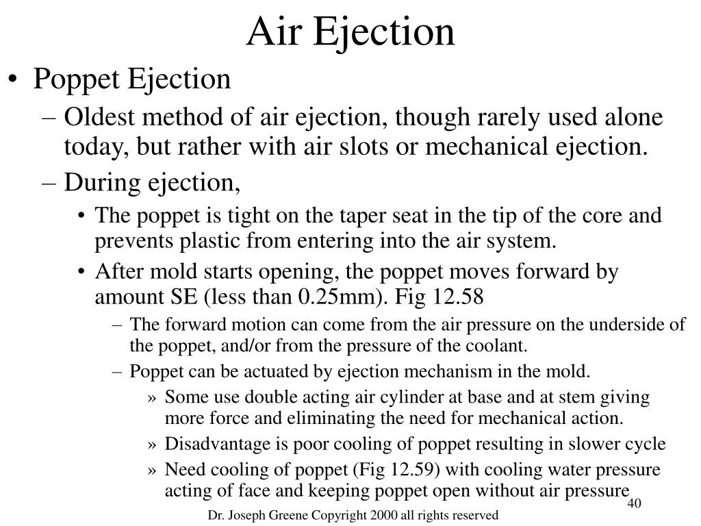 Air Ejection