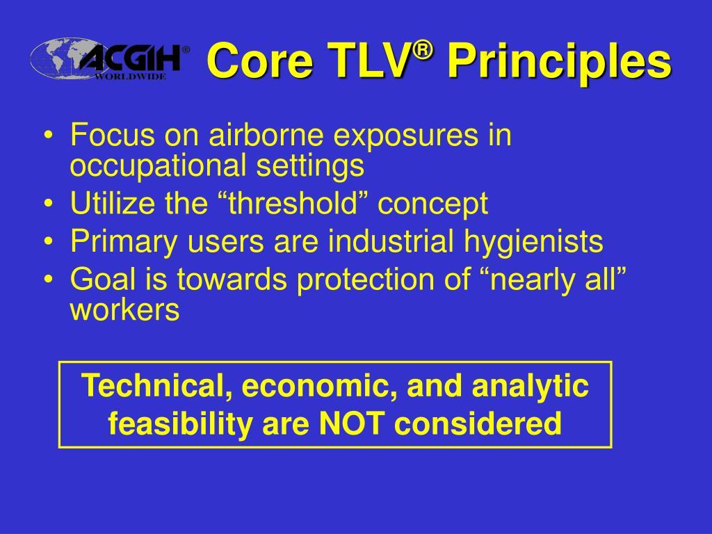 Core TLV