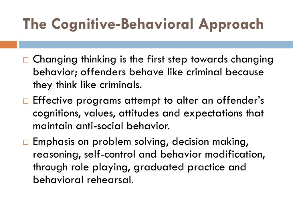 behavioral and social cognitive approaches to forming Behavioral and social/cognitive approaches to smoking habits introduction behavioral approach is based on the concept of explaining one's behaviors through.