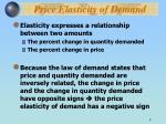 price elasticity of demand8
