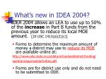 what s new in idea 200433