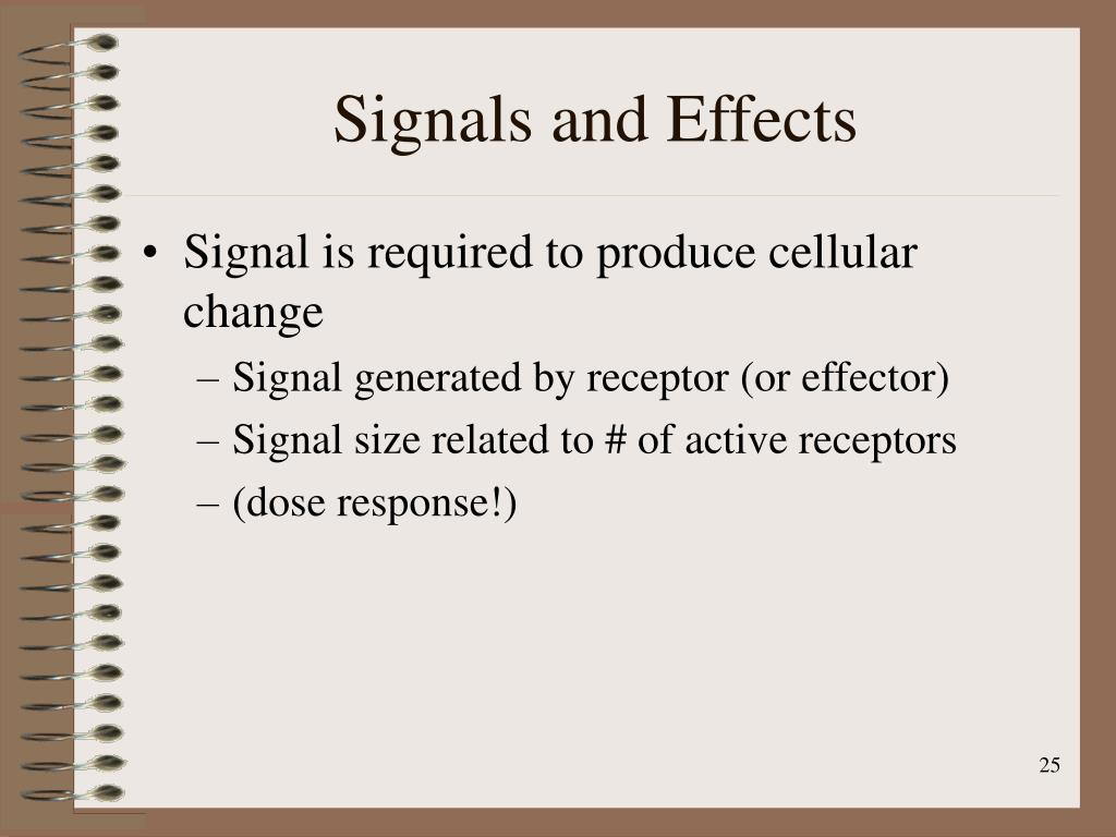 Signals and Effects