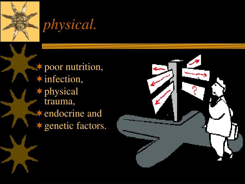 physical.