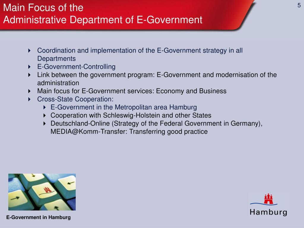 Main Focus of the