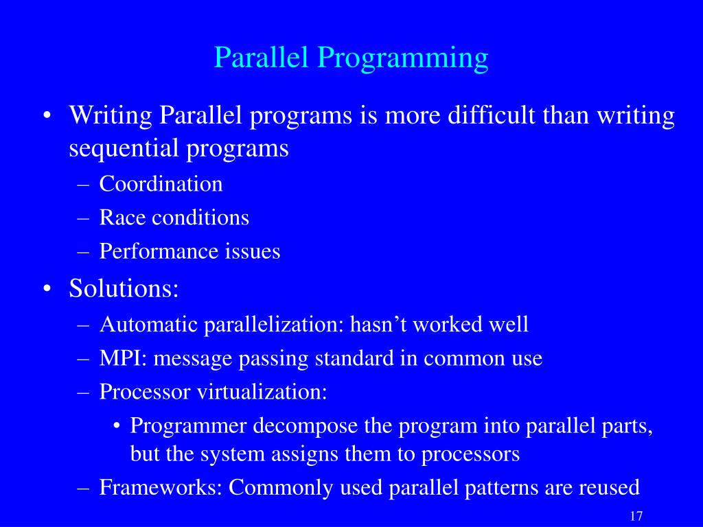 parallelism in writing
