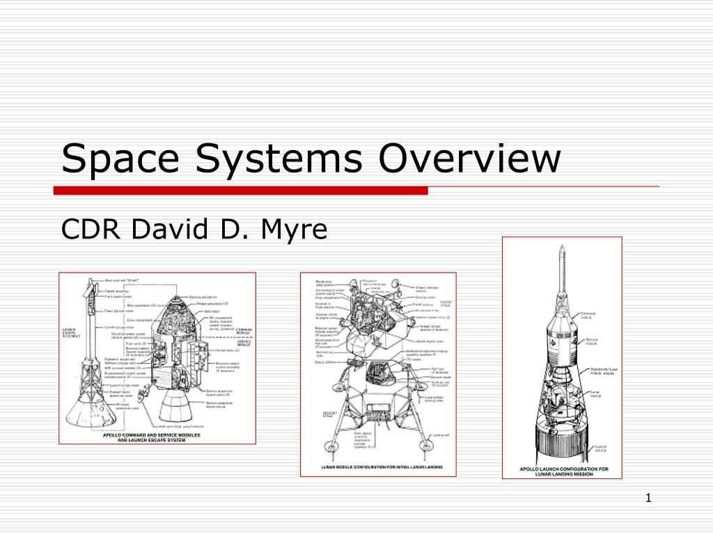 Space Systems Overview