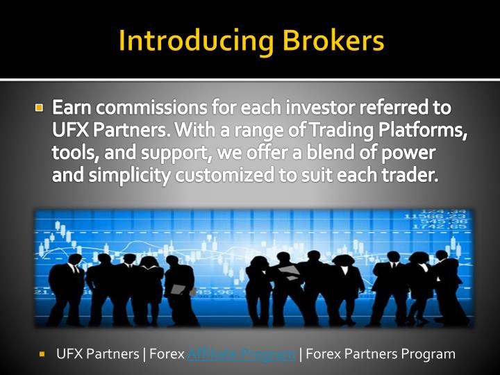 Introducing brokers