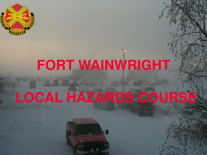 Fort wainwright
