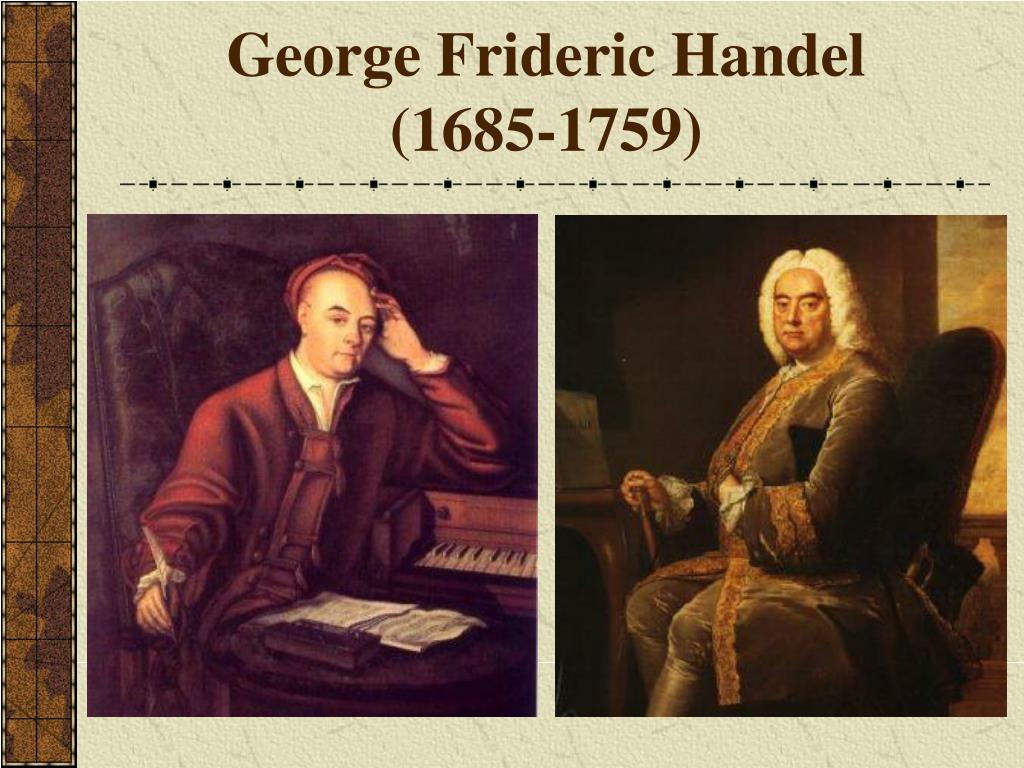 the life and accomplishments of george frideric handel To evaluate the familiar, even over-familiar, story of handel's life could be seen as a quixotic endeavour how can there be anything new to say this book seeks to distinguish fact from fiction, not only to produce a new biography but also to explore the.
