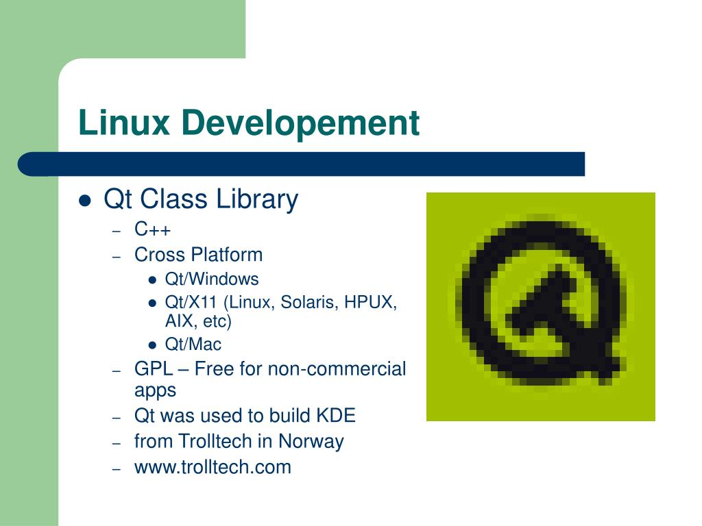 Linux Developement