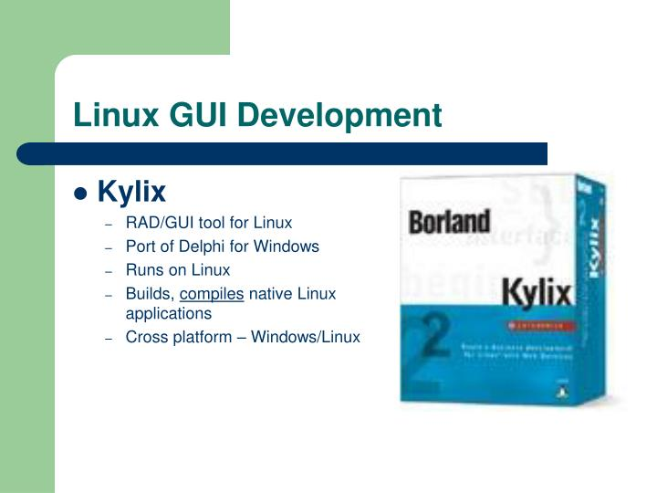 Linux gui development3