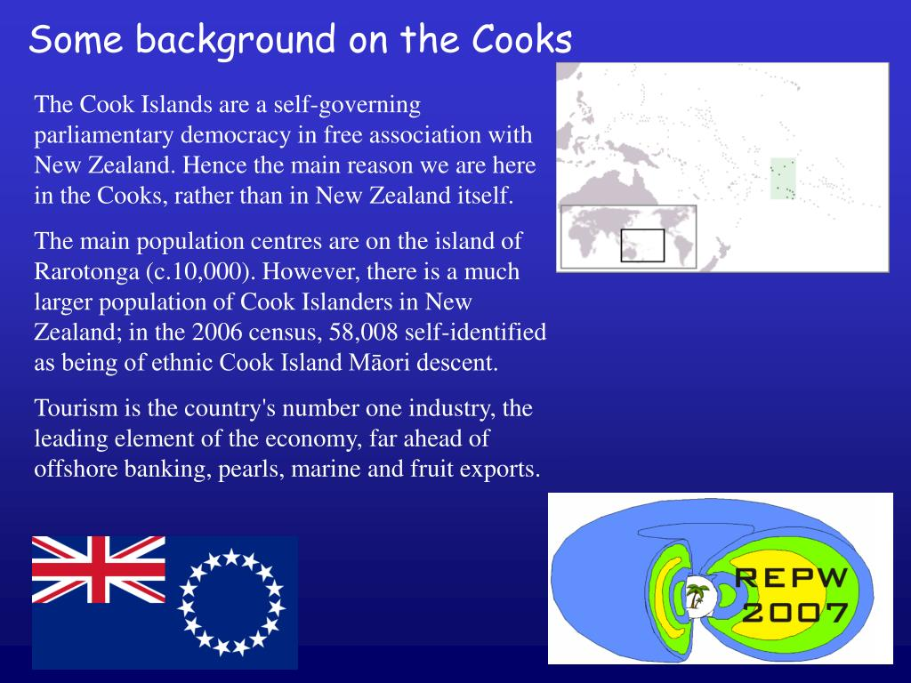 Some background on the Cooks