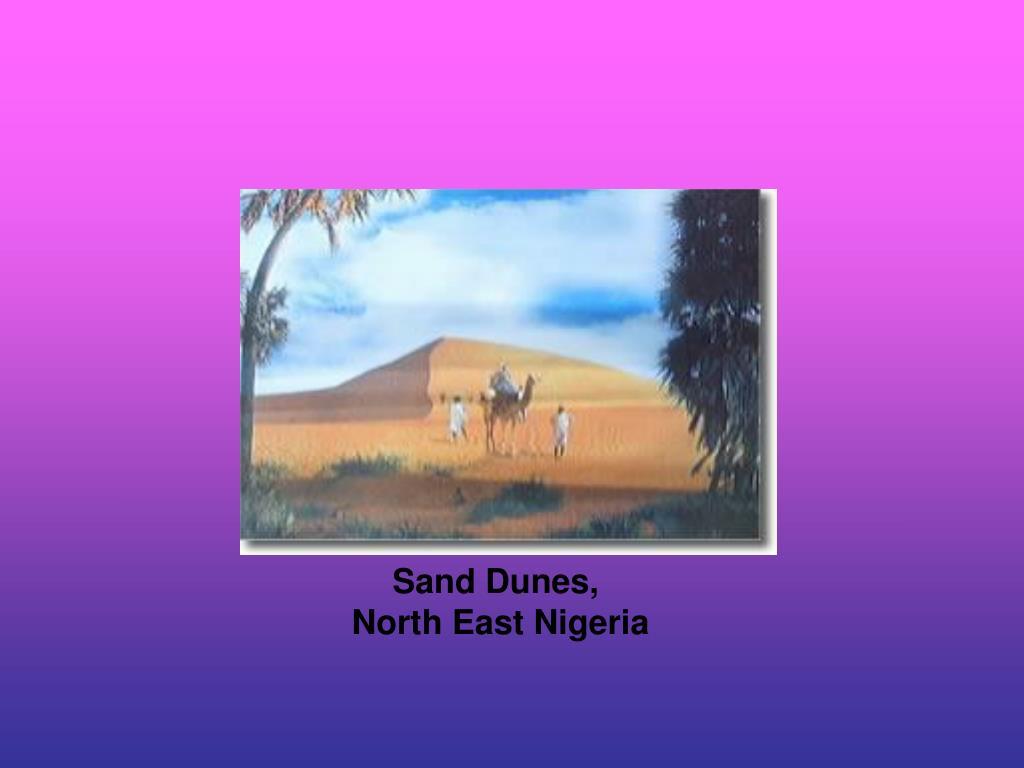 Sand Dunes,