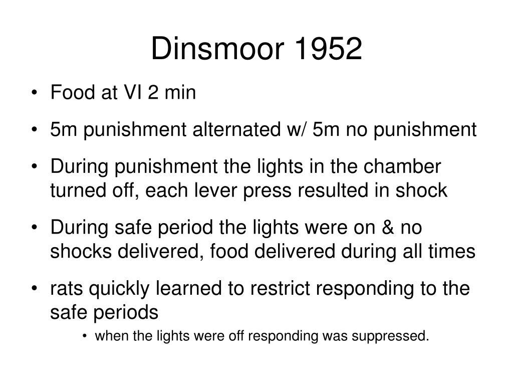 Dinsmoor 1952
