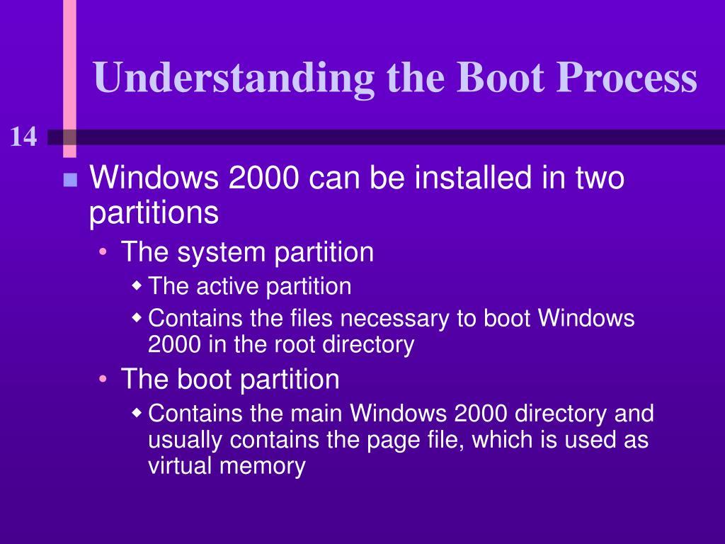 Understanding the Boot Process