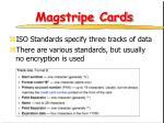 magstripe cards