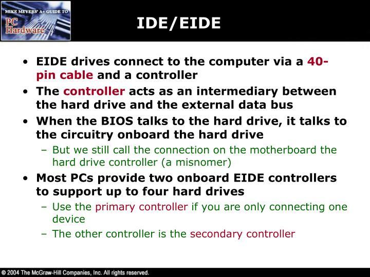 IDE/EIDE