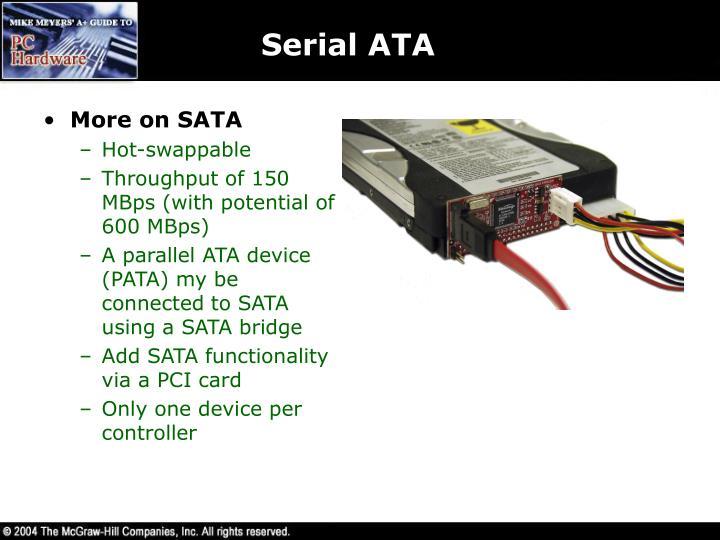 Serial ATA