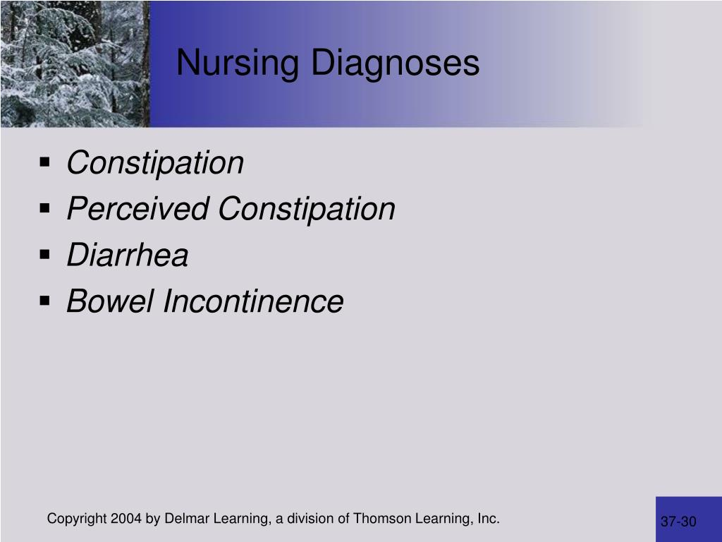 nursing diagnoses We have the ultimate database of different care plans and nursing diagnoses for our student nurses and professional nurses to use.