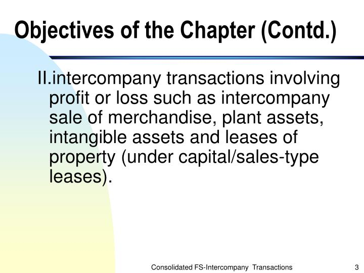 Objectives of the chapter contd l.jpg