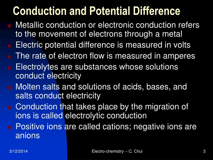 Conduction and potential difference l.jpg
