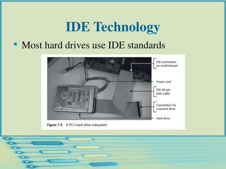 IDE Technology