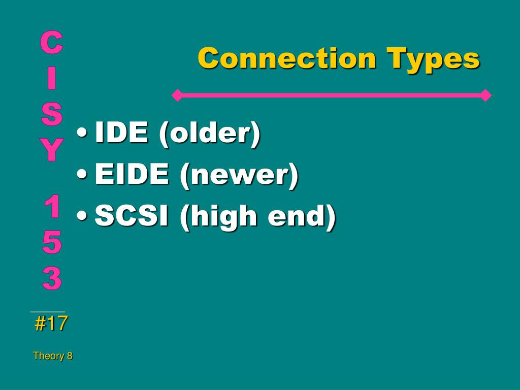 Connection Types
