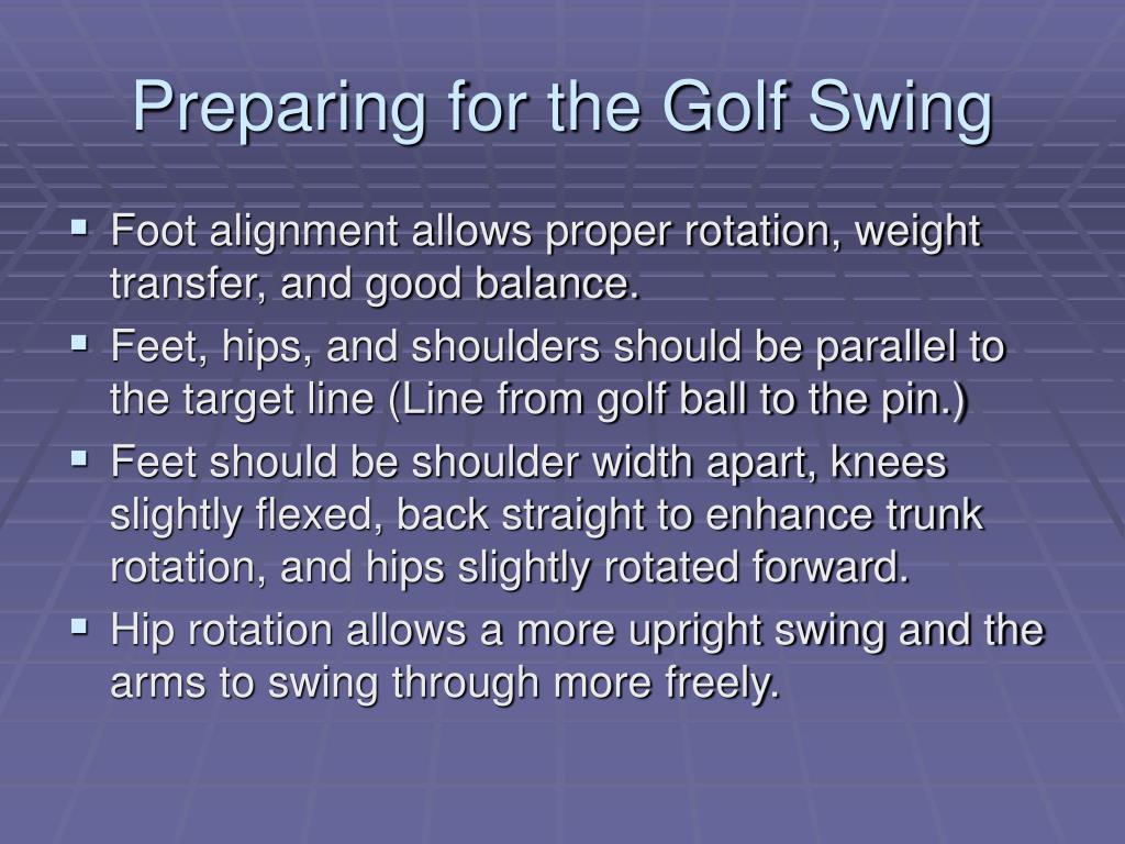 biomechanics of golf swing pdf