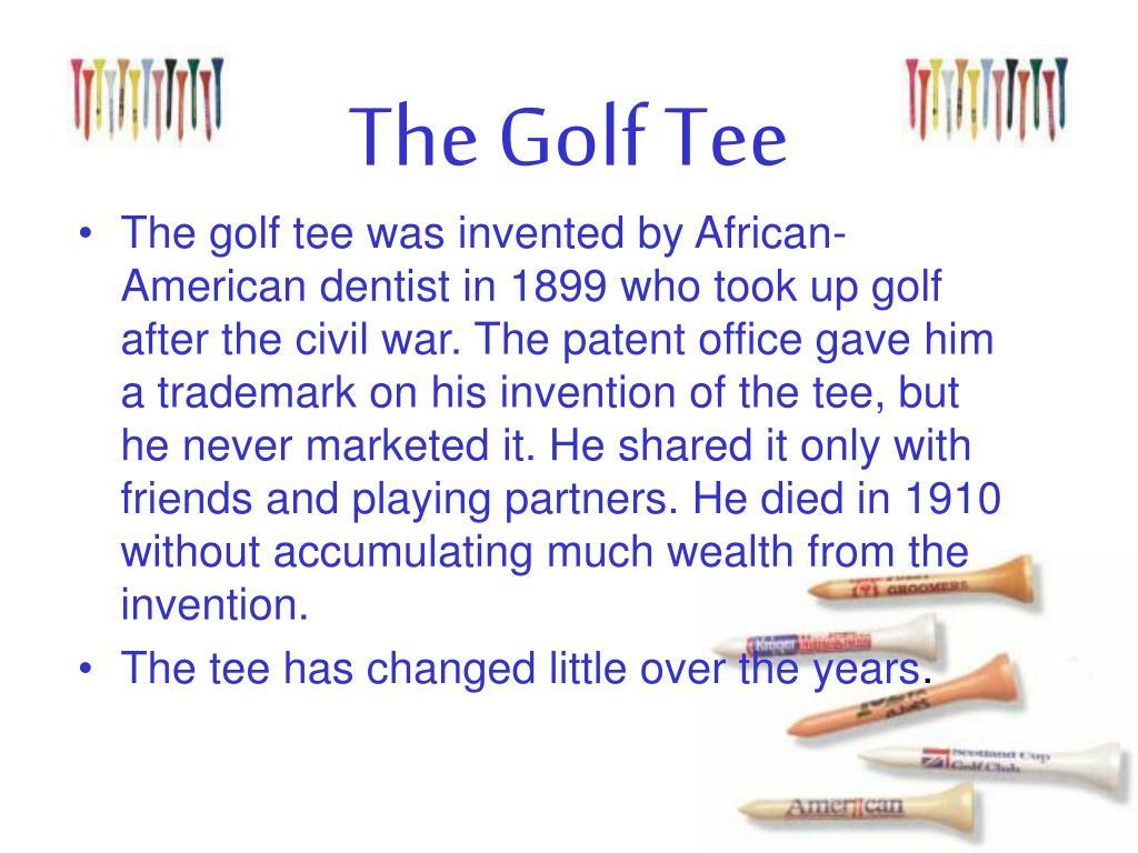 The Golf Tee
