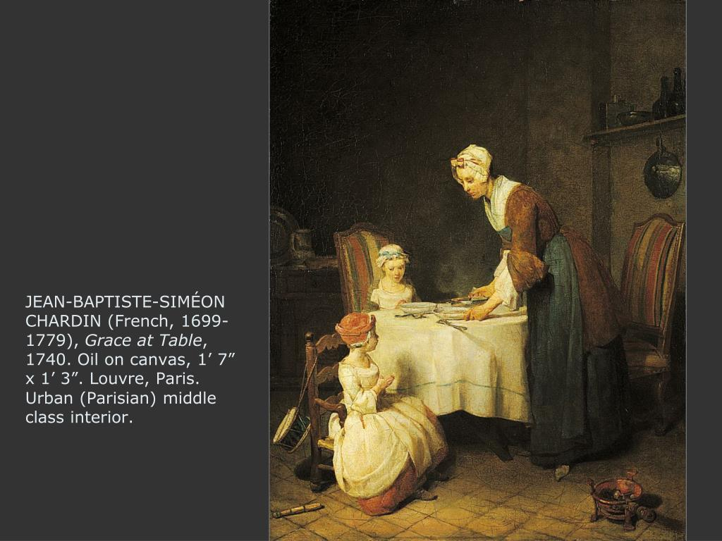 JEAN-BAPTISTE-SIMÉON CHARDIN (French, 1699-1779),