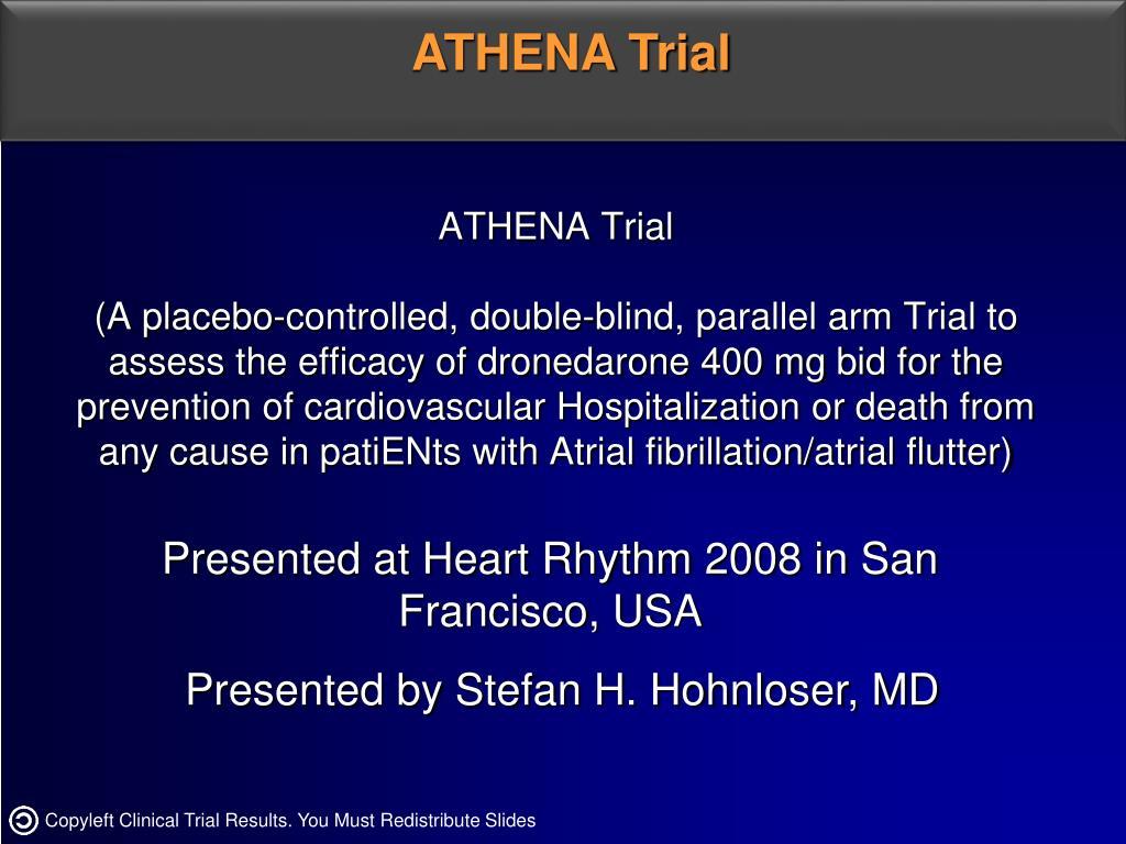 ATHENA Trial