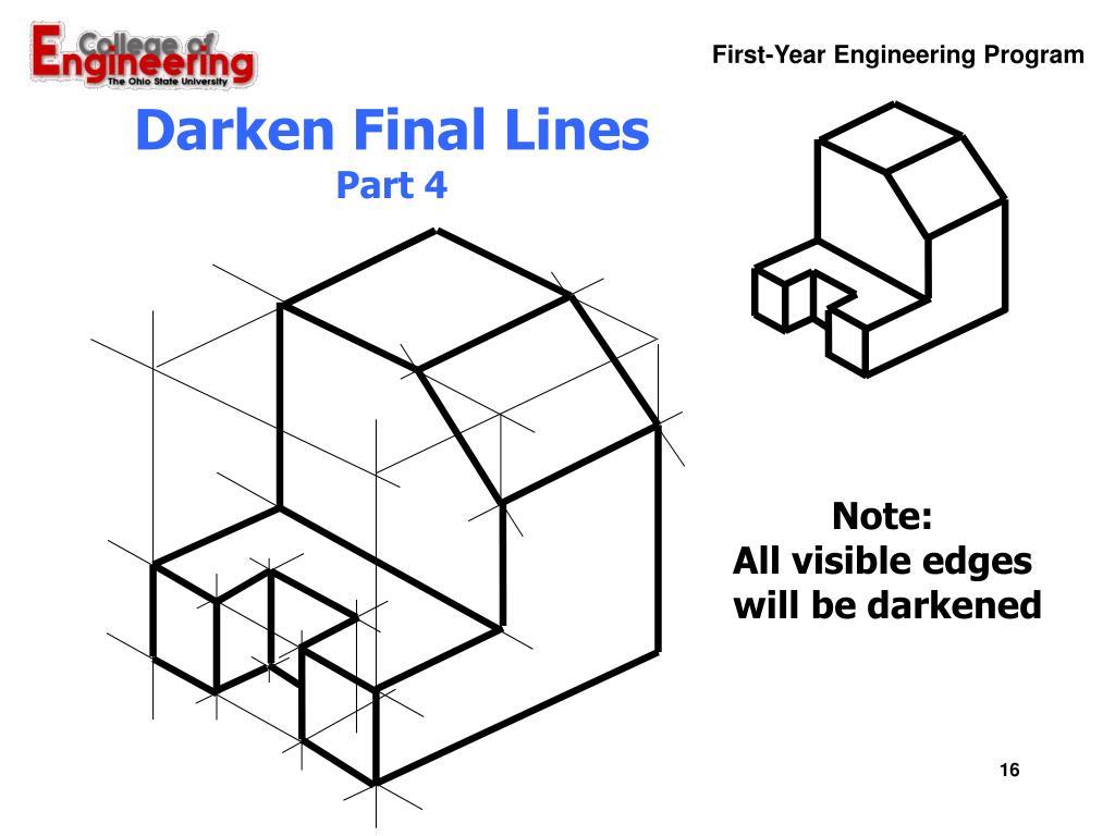 Darken Final Lines