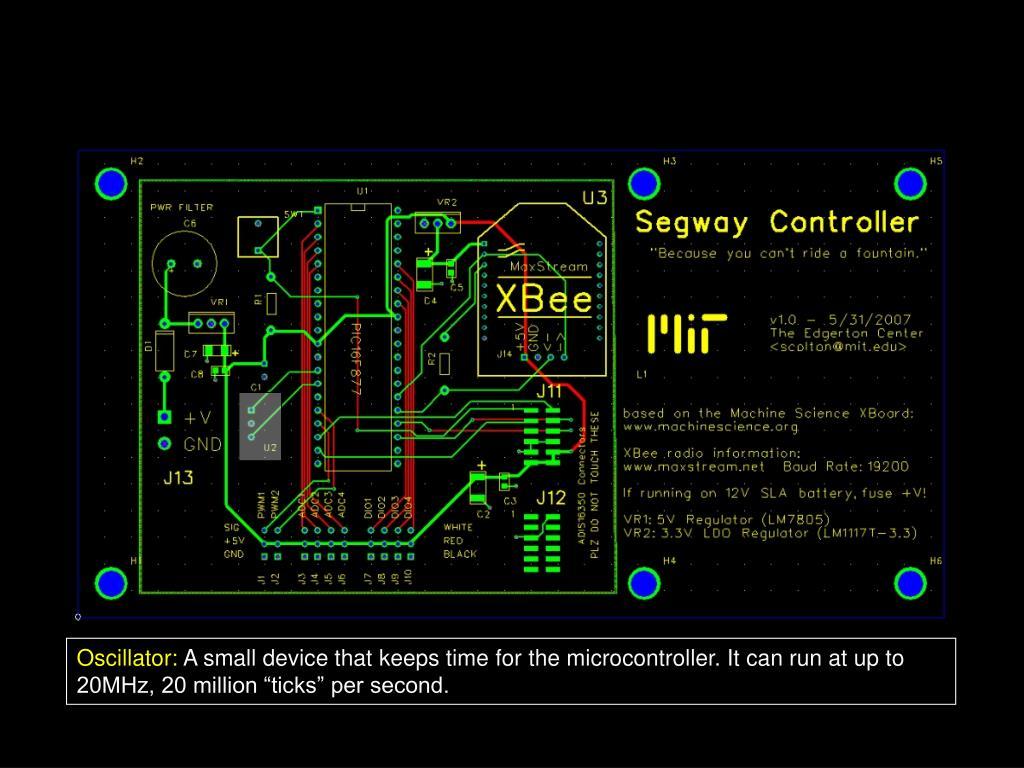 Oscillator: