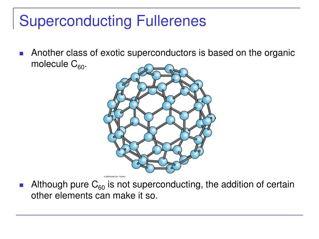 Superconducting Fullerenes