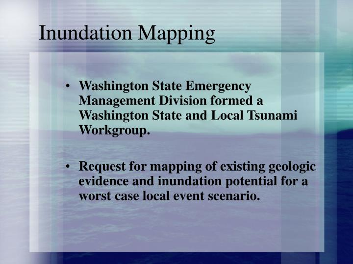 Inundation Mapping
