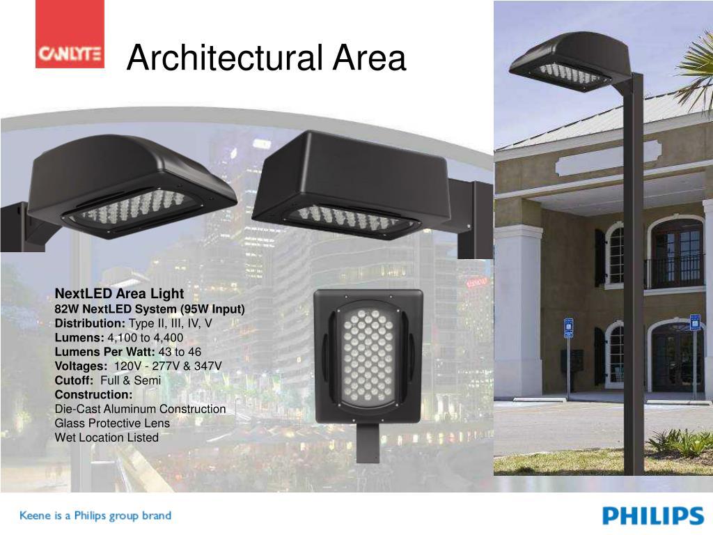 Architectural Area