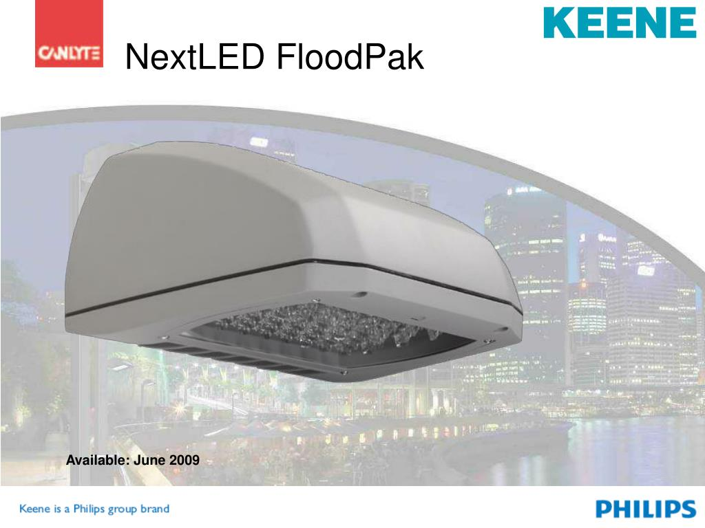 NextLED FloodPak