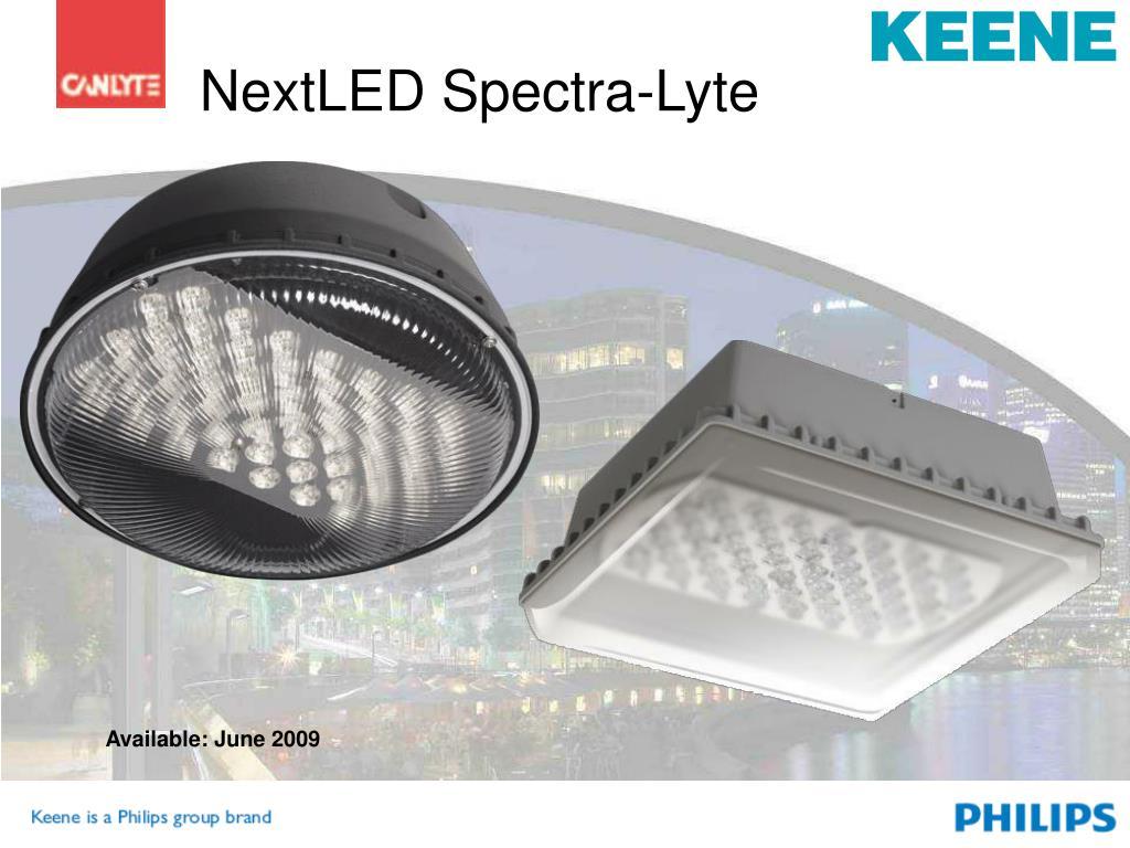 NextLED Spectra-Lyte