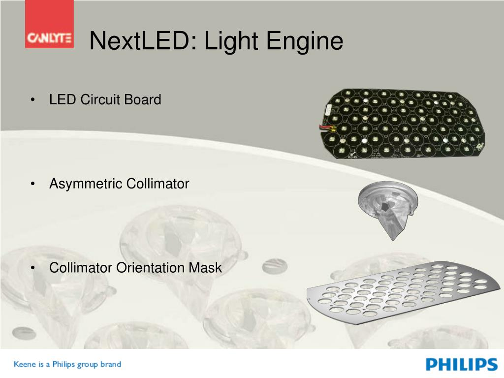 NextLED: Light Engine