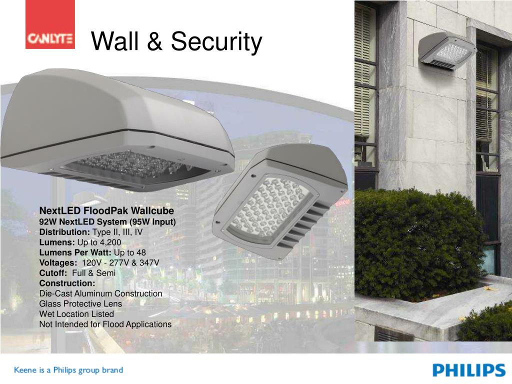 Wall & Security