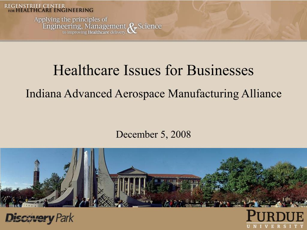 Healthcare Issues for Businesses