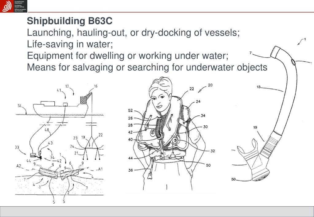 Shipbuilding B63C