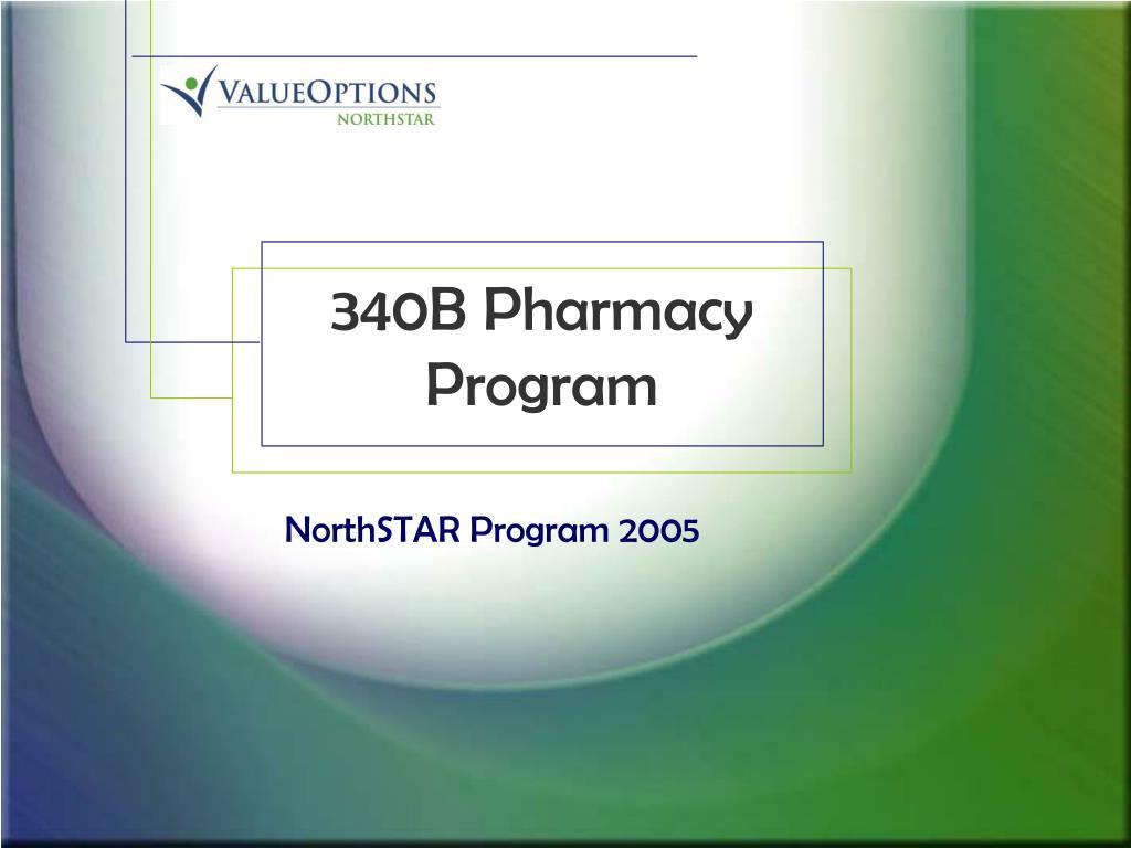 340B Pharmacy Program