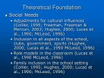 theoretical foundation3