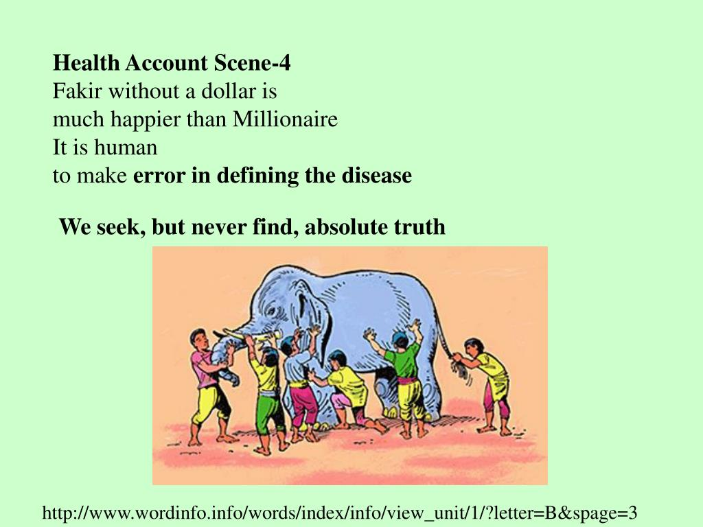 Health Account Scene-4