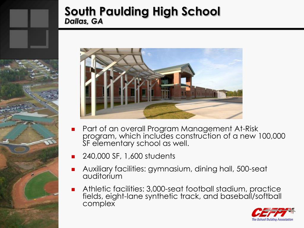 South Paulding High School
