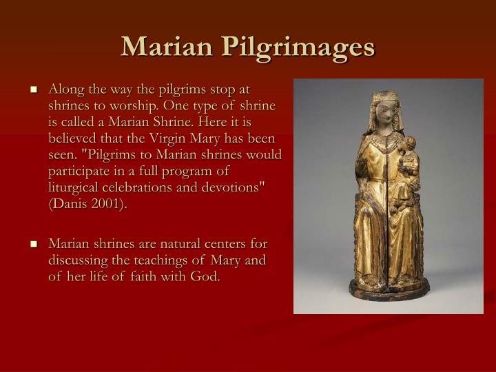 Marian Pilgrimages