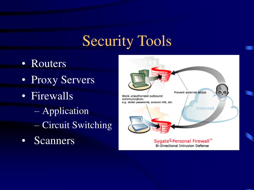 Security Tools